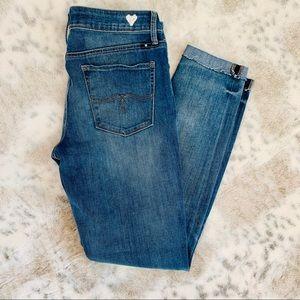 Lucky Brand Lolita skinny jeans size 28